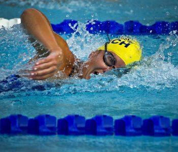 La natation travaille vraiment le cardio