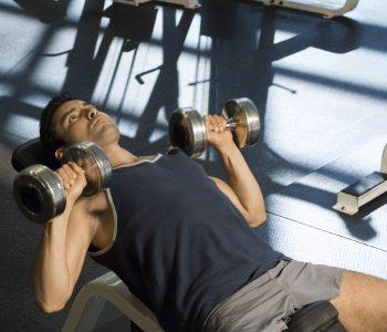 Levée de poids, exercice classique de musculation