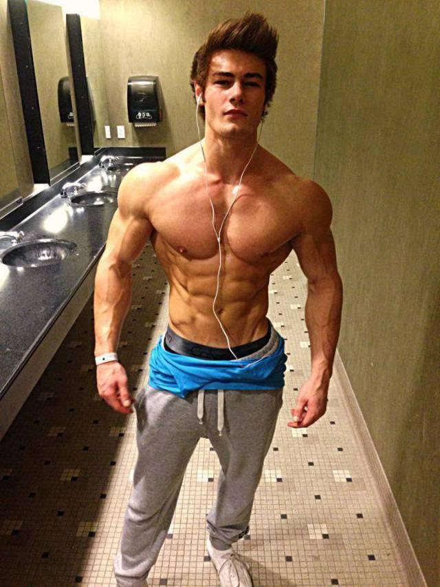 Jeff Seid, le plus jeune bodybuilder