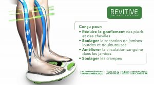 Revitive IX Circulation Booster, une conception optimale