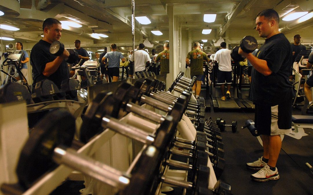 Exercices  pour vous empêcher de prendre du poids en vieillissant