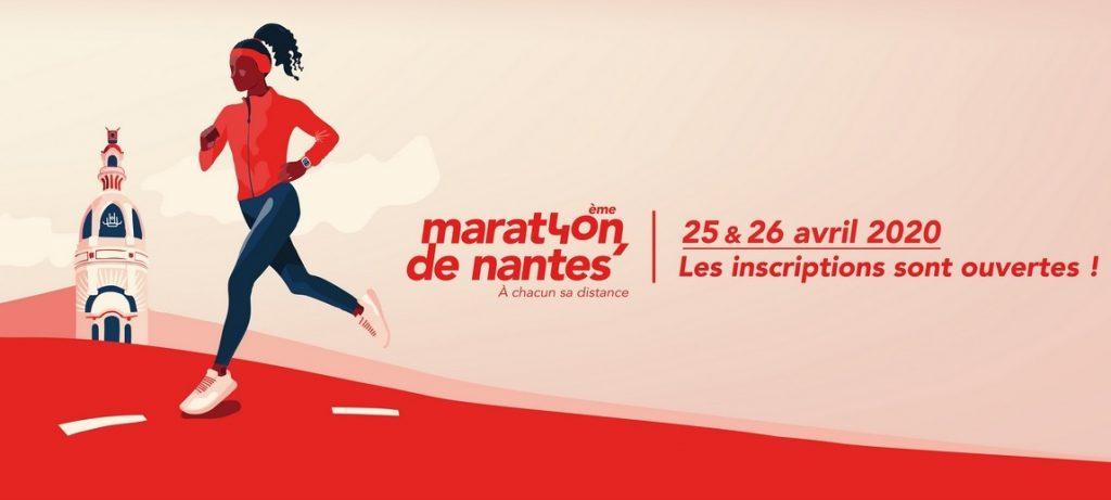 Site officiel du marathon de Nantes