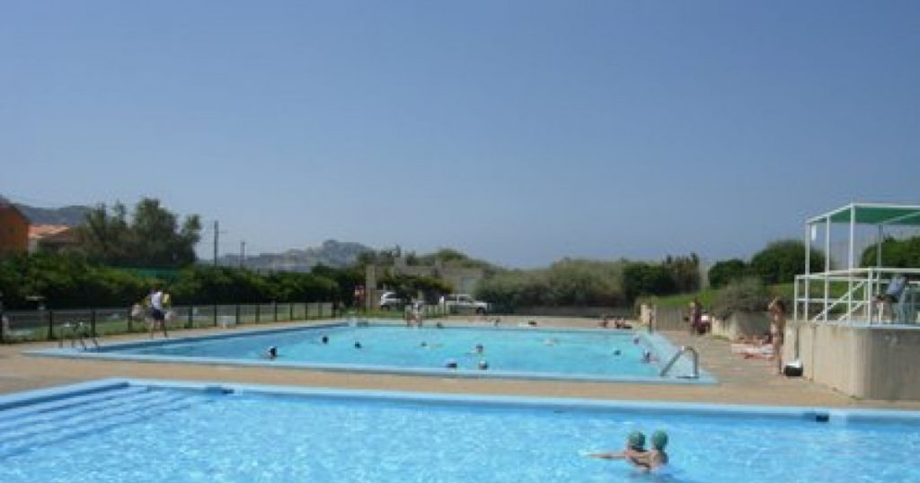 piscine la pointe rouge Marseille