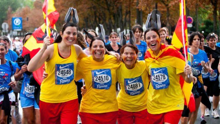 La Parisienne : la course à pied pour les femmes