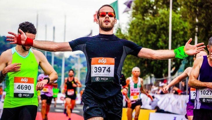 Le marathon de la route du Louvre à Lille