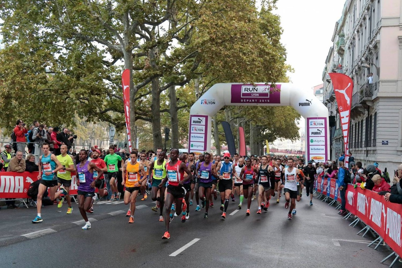 Run In : le marathon de Lyon