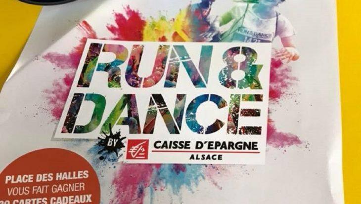 Run and dance Strasbourg