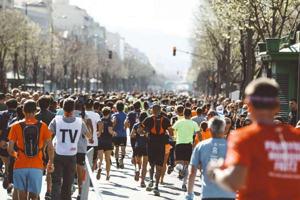 Le marathon de Marseille pour découvrir la ville autrement