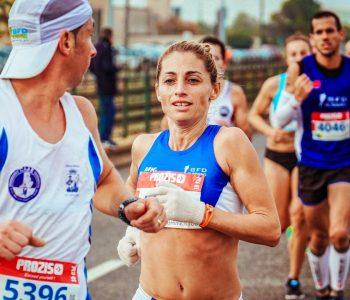 Le marathon de Montpellier