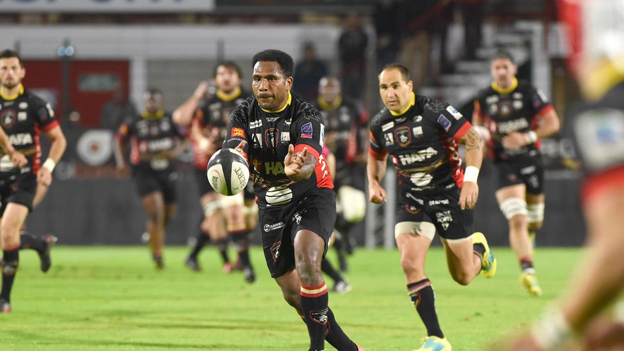 Zoom sur l'équipe de rugby de Rouen