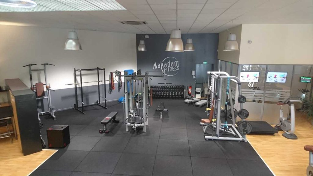 salle de musculation makadam fitness