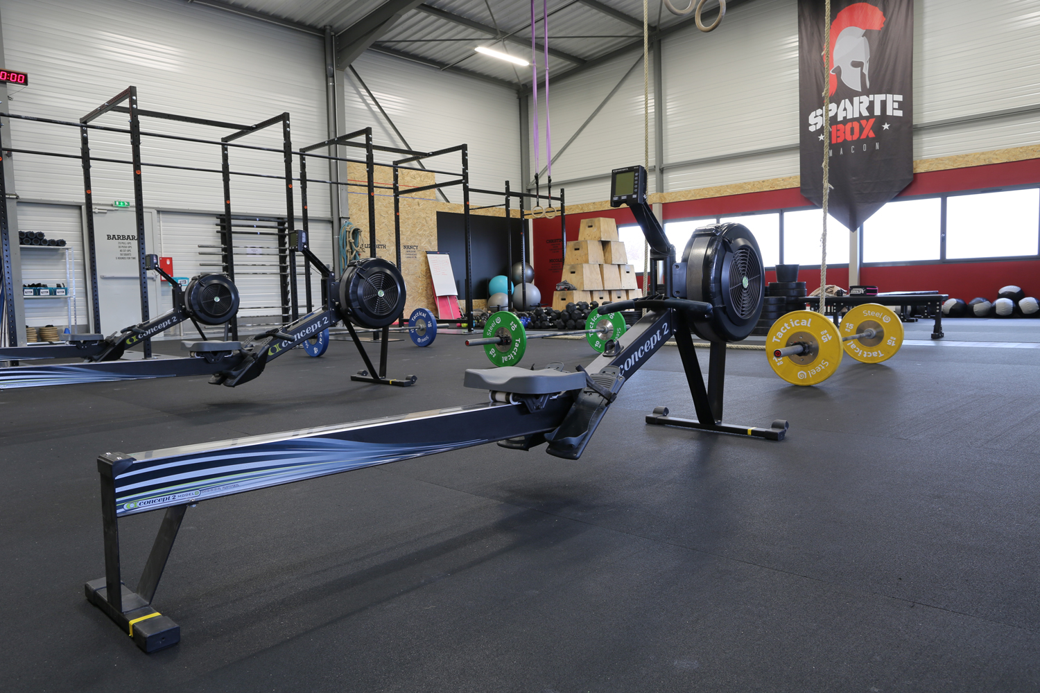 Crossfit SBM Mâcon