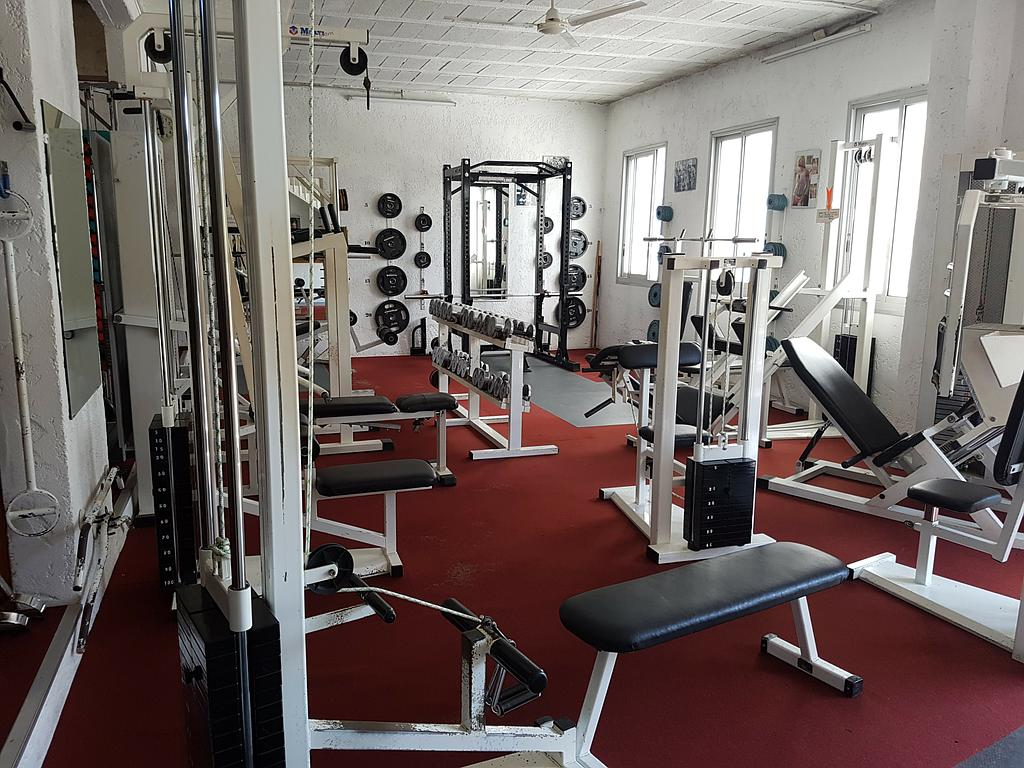 group gym club royan