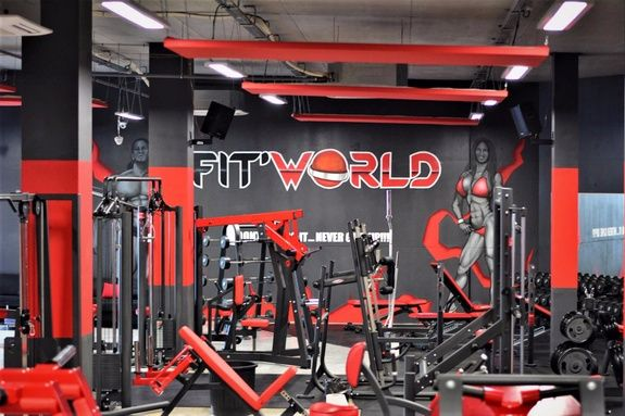 Fit'world Manosque