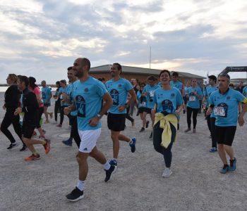 Nocturne de Marseille, une course au don
