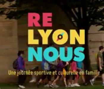 Re Lyon nous, sport et culture en famille
