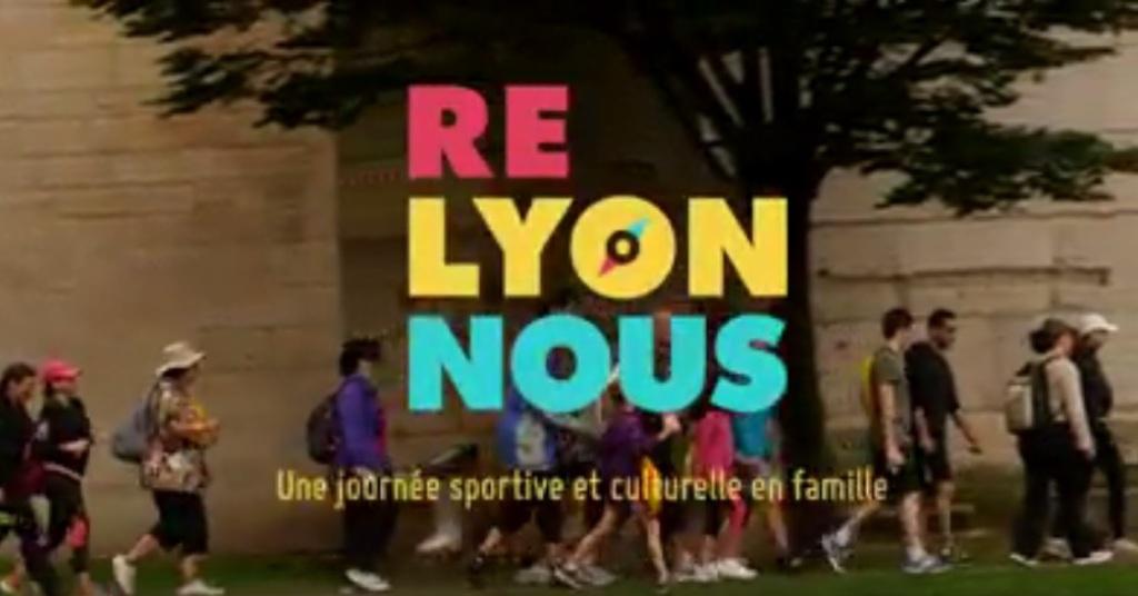 Re Lyon nous, sport et culture