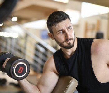 Musculation matinale... et musicale