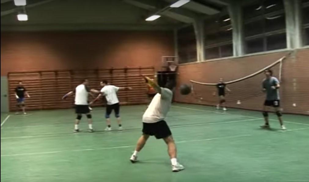 Hitball, sport en H