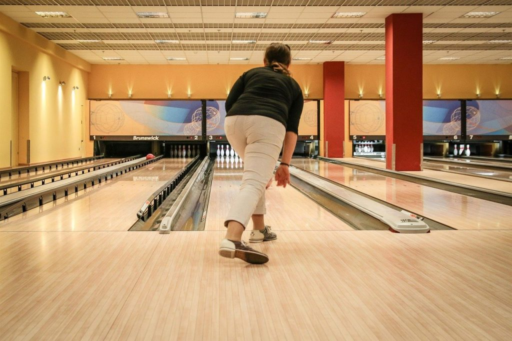 séance de bowling