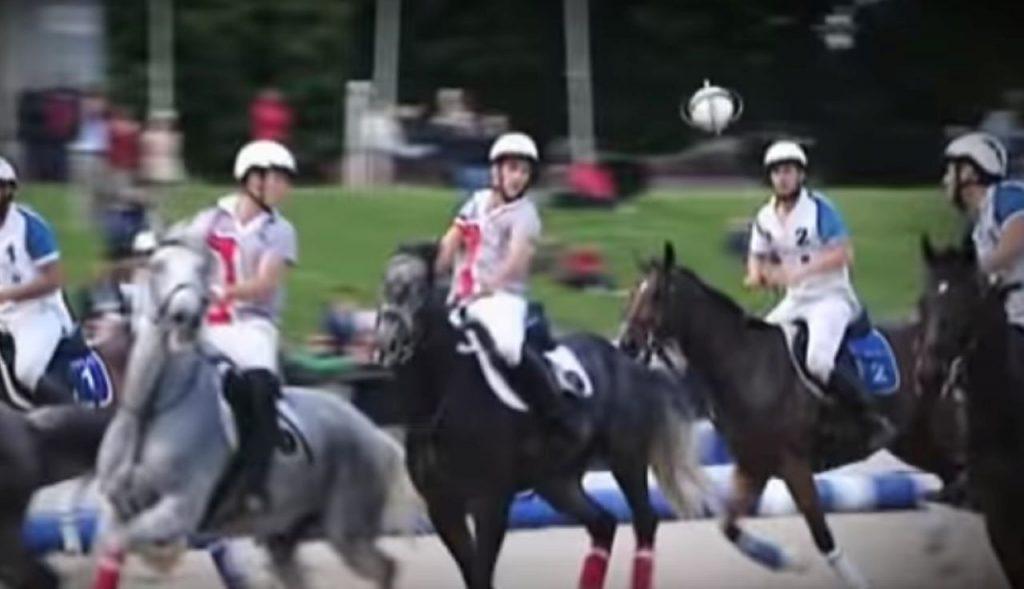 horseball, un sport en H