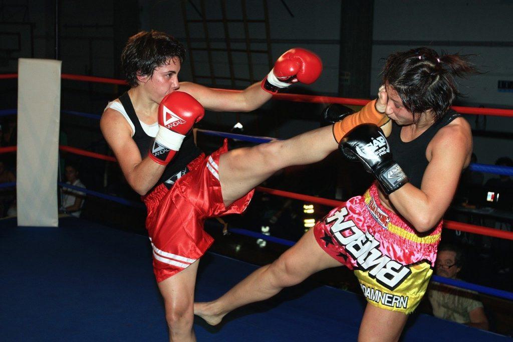 kickboxing, sport en K