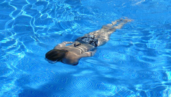 la natation, un sport en N