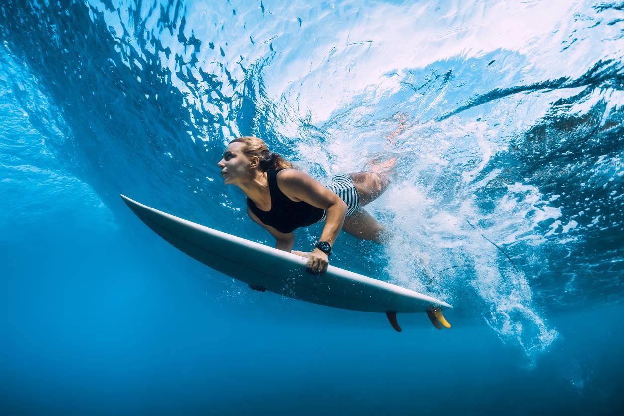 surf femme