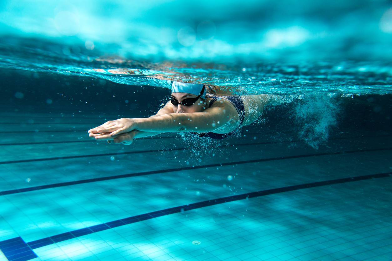 Avantages de la natation